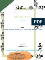Informe de La II Unidad Doctrina Social