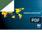 Horizons Stratégiques - Introduction