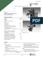 Variable Vane Pumps PV7