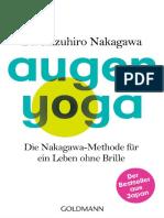 Augen-Yoga - Nakagawa, Kazuhiro
