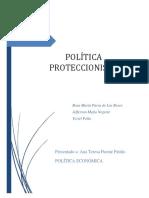 Politica Proteccionista