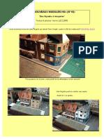 Nouveaux Modules HO. N°18.S2. Réutiliser une façade de bâtiment. Par Hervé Leclère