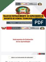 INSTRUMENTOS  DE EVALUACIÓN  CTA.pptx