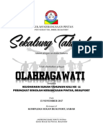 Sijil Anugerah Olahragawan & Olahragawati 2017
