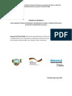 TdR Monitoreo y Protocolo ASECSA Ampliada