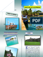 Revista_turismo en Honduras