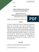 39886(16-10-13) - LA ACUSACIÓN NO PUEDE SER CUESTIONADA POR EL JUEZ, LAS PARTES O INTERVINIENTES.pdf