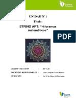 Unidad 1 - Arte Hiloramas