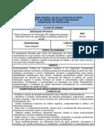 Plano de Ensino_Tópicos Especiais Em Psicologia VIII
