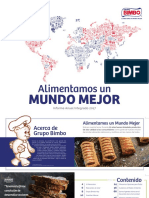 Informe Anual Integrado Grupo Bimbo 2017