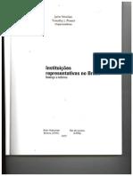 Instituições representativas no Brasil - balanço e reforma - Jairo Nicolau.pdf