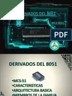 Derivados Del 8051