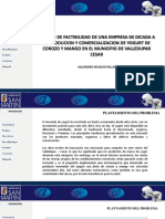 Presentacion Modelo Anteproyecto de Grado Alejandro