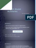 English Modal Auxiliaries