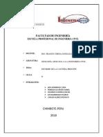 Informe de Canterta de Cambio Puente