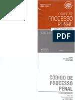 Código de Processo Penal Para Concursos - Nestor Távora