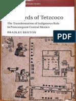 L5244_Benton_The Lords of Tetzcoco