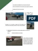 Problemas Vehiculares Chicalyo