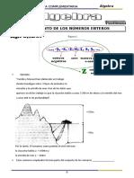 Algebra - 3er Grado - I Bimestre - 2014