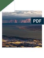 Amazing Storm Over Utah Lake