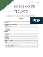 TECLADO - Curso bsico