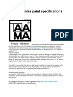 AAMA Updates Paint Specifications to 2017