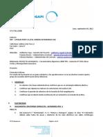Consultas Faltantes Proyecto Alpamarca 03-09-12