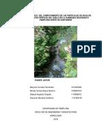 Comportamiento de La Particula de Agua (1)