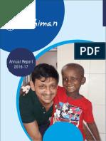 swabhiman Annual Report .