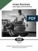 Piedmont Region Fishing Guide