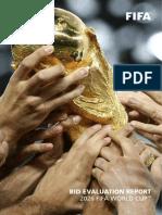 2026 Fifa World Cup Bid Evaluation Report