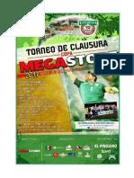 Liga Leñadura Reglamento Torneo Clausura 2017