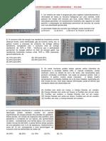 Sugestão Lista Estatistica PVS