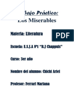 Los Miserables Tp Literatura