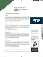 Análisis Del Impacto Del Proceso de Toma de Decisiones Estratégicas Sobre La Eficacia Delas Organizaciones Públicas