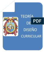Fffff-teoria Del Diseno Curricular