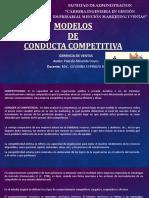 MODELOS DE CONDUCTA COMPETITIVA.ppt