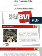 Operaciones en Bolsa y La Inversin Bursatil-sem 6