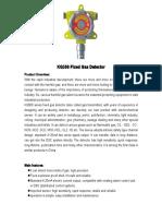 KQ500 Fixed Gas Dehhgh