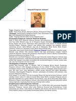 Biografi Pangeran Antasari
