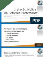 Hermeneutica e Reforma Guia Tablet