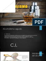 Resumen de Independencia Del Alcohol