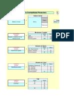Mapa Del Modulo-contabilidad