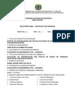 ESTUDO DA DURABILIDADE DAS PASTAS DE GESSO DE FUNDIÇÃO ADITIVADAS COM HIDROFUGANTES