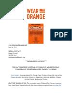 Orange the Overpasses