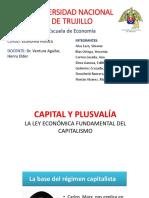 Capital y Plusvalia