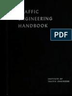 61983977 Traffic Engineering Handbook 540 Pgs