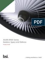 BSI AS9100 Product Guide UK En