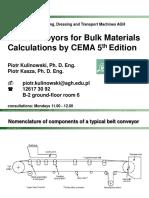 PDF BeltConveyorsCalculationsCEMA5 Eng d(Autosaved)