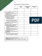 Pauta de Evaluación Disertacipon UNIVERSO